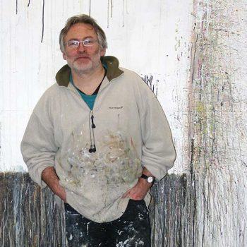 portret beeldend kunstenaar Funs Erens